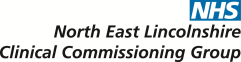 North East Lincolnshire Clinical Commissioning Group logo